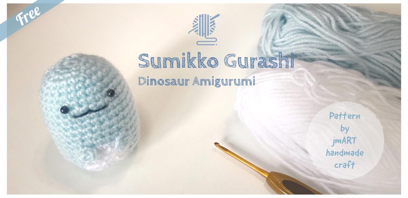 Sumikko-Dinosuar-Pattern-Banner