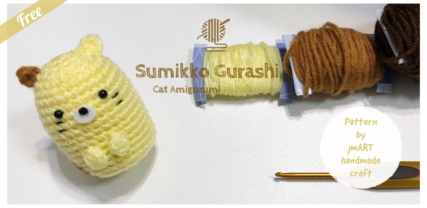 Sumikko Gurashi Neko Pattern Banner